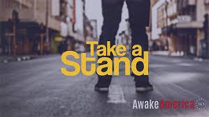 take a stand america define