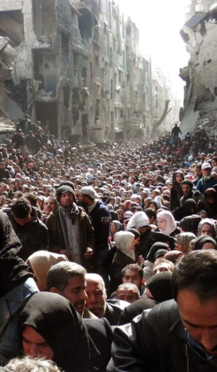 syria refugees war understand