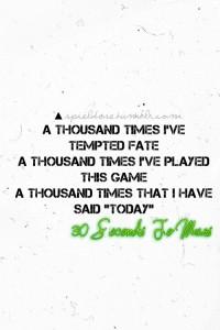 thousand times