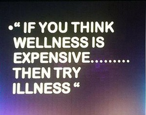 health is wealth illness expensive
