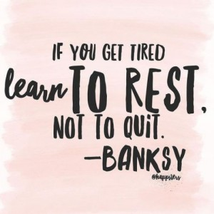 pause play rest no quit business lead pacing